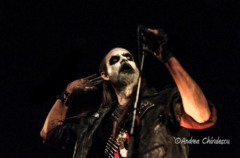 Taake (Photo by Andrea Chirulescu)