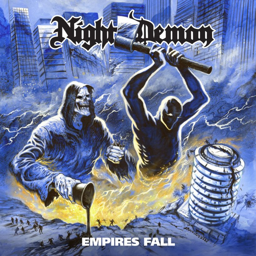 Listen: Night Demon Release New Single, 'Empires Fall,' Featuring ...